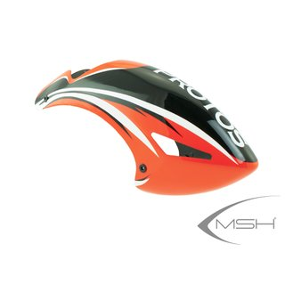 MSH41195	Painted canopy FG orange